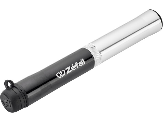 Zefal Air Profil FC 03 Mini Pomp, black/silver